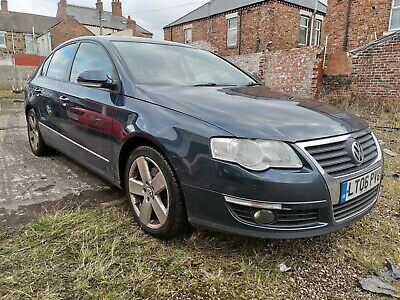 Cheap Top Spec Vw Passat 2.0 Tdi Dsg Auto New Shape Px To Clear Spares Or Repair