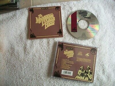 MARSHALL TUCKER BAND cd GREATEST HITS can't you see HEARD IT IN A LOVE SONG