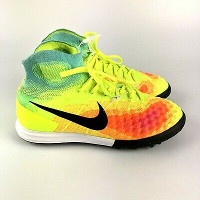 7d4b3aa16 Men s Nike Magistax Proximo II TF Indoor Soccer Shoes Turf 843958 703 Size 6