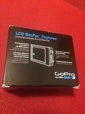GoPro LCD BacPac Features