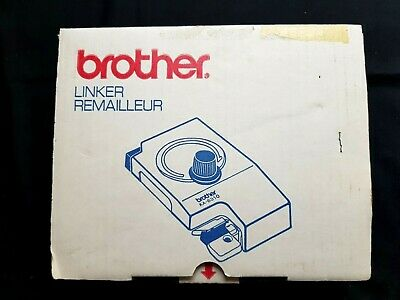 Rare Brother Knitting Machine Parts Working Ka8310 Linker Complete & Unused