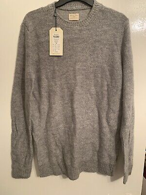 Selected Grey Jumper, Bnwt, Size M