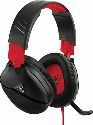 Turtle Beach - Recon 70 Wired Stereo Gaming Headset for Nintendo Switch - Red...