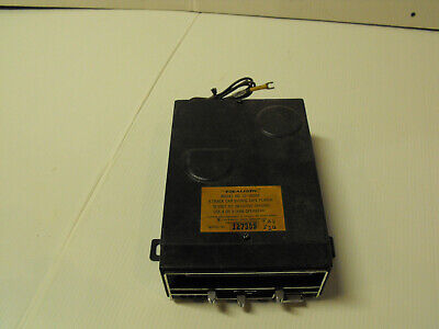Vintage Car Realistic 8Track Player Mod 12-1802B Automobile USED UNTESTED