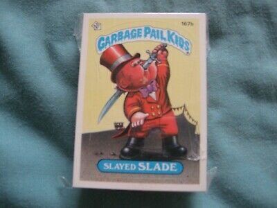 1986 Garbage Pail Kids 5th Series Complete 80 Cards  (On Sale)