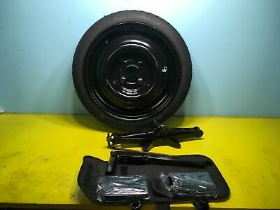2011-2018 Chevy Spark Compact Spare Tire With Jack Kit