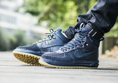 NEW IN BOX NIKE Air force LUNAR FORCE 1 DUCKBOOT 805899 400