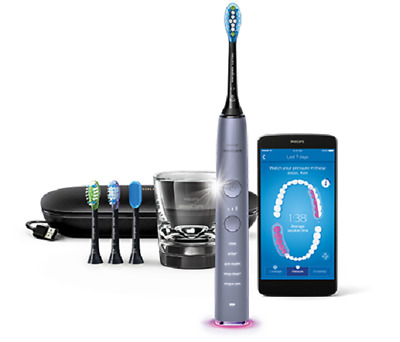 Sonicare 9500 (Not 9300) Professional Diamond Clean Smart Toothbrush 5 Modes New