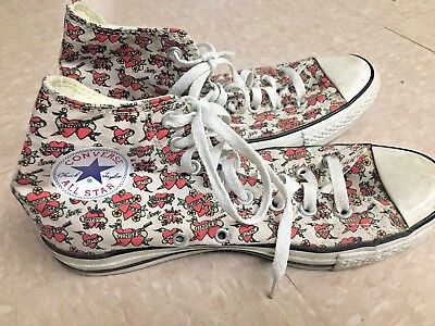 Taylor Limited Jerry Tattoo Converse Heart Chuck Edition Sailor 0kPN8OXZnw