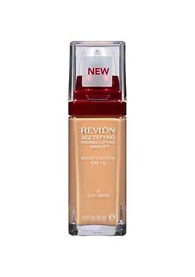 Revlon Age Defying Firming + Lifting Makeup - 30 Soft Beige