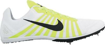 info for aa4fe 0c256 Nike Men s Zoom D Cleats Sz 10 12 White Volt  819164-107  track