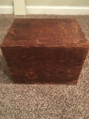 Phenomenal Solid Wood Step Stool Seat Children Kids Vintage Still In Caraccident5 Cool Chair Designs And Ideas Caraccident5Info