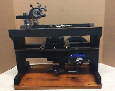 Lipshaw Sliding / Sledge Microtome, Model 80A
