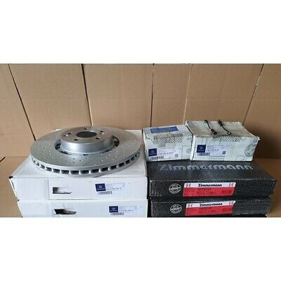 Mercedes Benz AMG package complete brake kit W204 C63 AMG COUPE