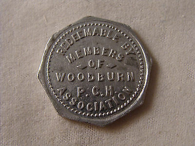 Tokens US Trade, Exonumia, Coins & Paper Money Page 96