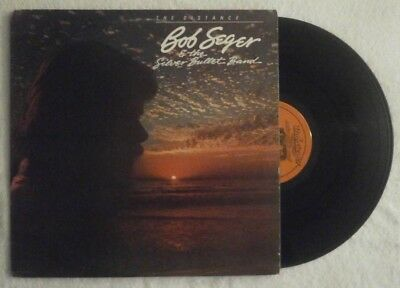 Bob Seger & The Silver Bullet Band The Distance 1979 LP Record CAPITOL 12254-1