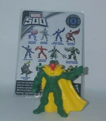Figure Marvel 500 Series 4 ARNIM ZOLA Blue /& Silver