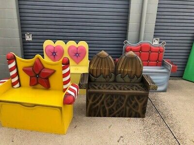 Themed Children's party chair - ideal for party rooms