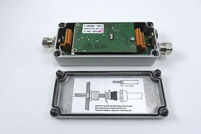 HBM Inc Digital Transducer Amplifier AD103C with AED9101B Housing
