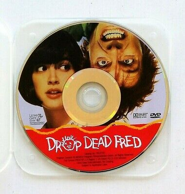 Drop Dead Fred (DVD, 2003) Phoebe Cates  DISC ONLY  OOP RARE