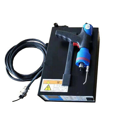 Ultrasonic Handheld Gun Plastic Welder  800W 28 KHz Ultrasonic Welding Machine
