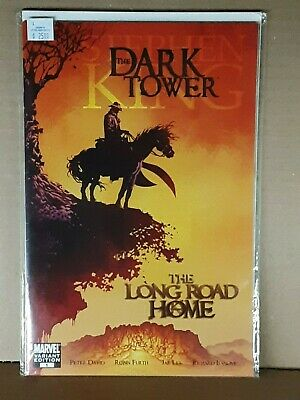 The Dark Tower Stephen King: The Long Road Home Variant Edition 1 Marvel Comics