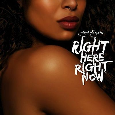 Right Here Right Now by Jordin Sparks (CD music, Aug-2015, Louder Than Life)