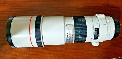 Canon EF 300mm f/4 L IS USM Lens in very good condition