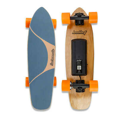 Electric Skateboard - Motorised Cruiser Board Remote Control Rechargeable
