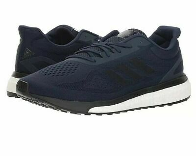 Adidas Mens Response LT Boost Running Shoes CP9551 Navy Blue Black