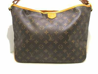 46592a51987 AUTH LOUIS VUITTON Monogram M40352 Delightful PM Women's Shoulder ...