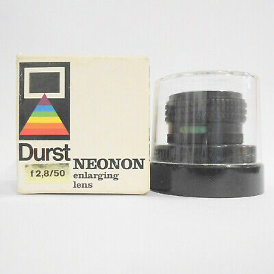 [VGC] Durst Neonon 50mm f/2.8 Enlarging Lens, 8-Blade - 39mm Mount