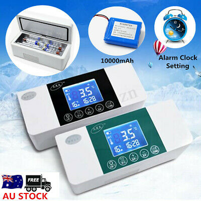 Portable Electric Insulin Medicine Refrigerated Box Fridge Cooler For Car Home