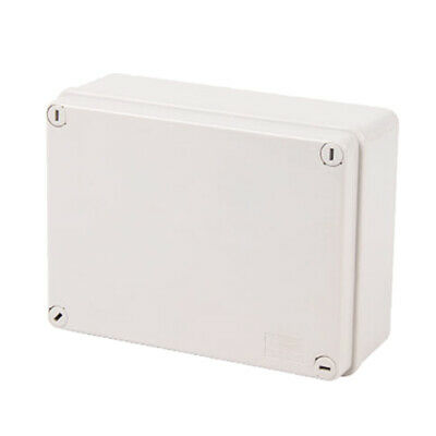 """Waterproof IP66 Electrical Junction Box 7.5""""x5.5""""x2.8"""" Wire Connection Box"""