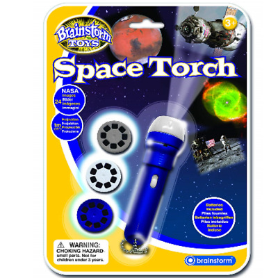Children's Space Torch and Solar Projector Toy - Project Solar System Photos