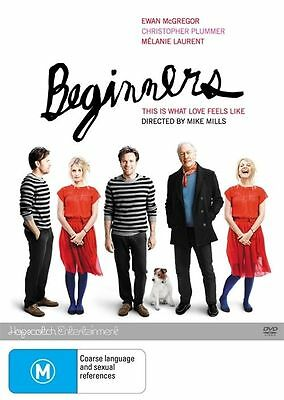 Beginners (DVD, 2012) // Ex-Rental // No Cover // Disc & Case only