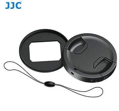 "JJC RN-CLUX 49mm Filter Adapter Lens Cap Kit for Leica C-LUX ""US Seller"""
