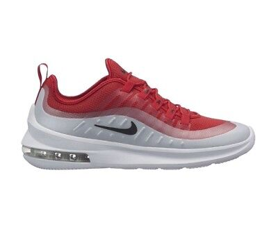 Rosso Max 44 Nike Scarpe Uomo Aa2146 White Red Bianco Sneakers Axis Ragazzo Air FK1cT3ulJ