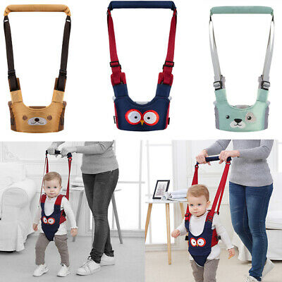 UK Baby Toddler Walking Assistant Learning Walk Safety Belt Harness Walker Wings