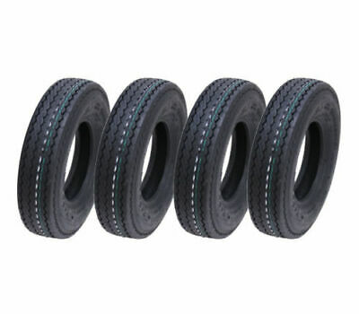 4.80/4.00-8 6ply, trailer tyre, 340kg, 400x8 - Wanda P811 road legal - set of 4.