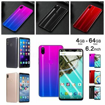 X21 6.1''/6.2'' 2g+16g/4G+64G Android8.1 Face Recognition Mobile Smart Phone
