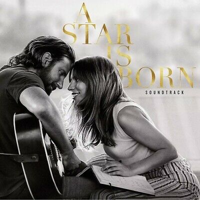 A Star Is Born Soundtrack CD - Lady Gaga/Bradley Cooper Brand New, Free Delivery