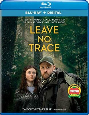 Leave No Trace BLU-RAY NEW