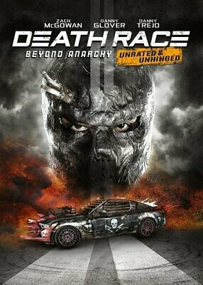 Death Race 4: Beyond Anarchy (Unrated Version) DVD NEW