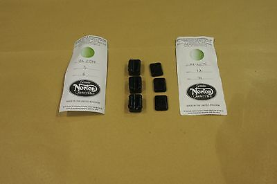 Norton Commando Rear Wheel Drum Brake Cush Drive Rubbers 062074/062075 Full Set