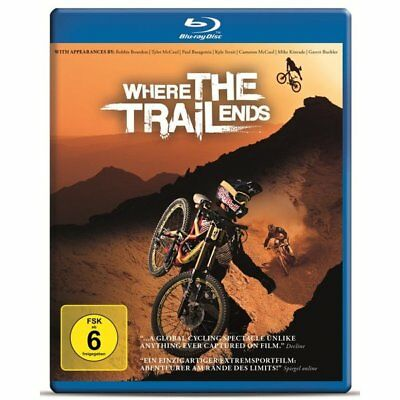 Where The Trail Ends [Blu-ray] von Grant, Jeremy | DVD- OVP