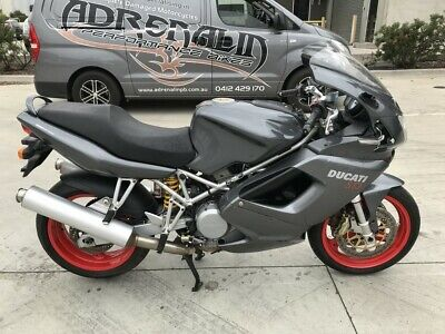 Ducati St3 09/2006 Model Project Make An Offer