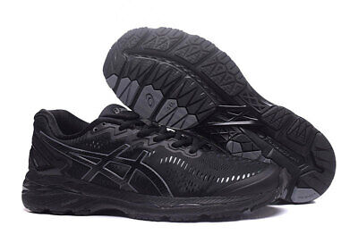 Free Transport! 2018 Asics Gel-Kayano 23 Mens Running Shoes (NO 24) black