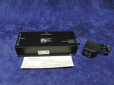 New Ifs Vt5010 Quad Video Transmitter