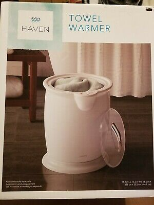 Haven Towel Warmer New in box